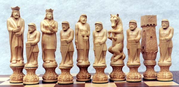 Nordic Chess Set
